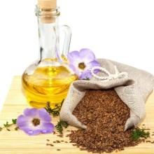 Льняное масло для груди