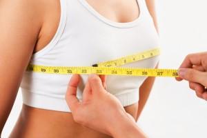Определяем размер груди