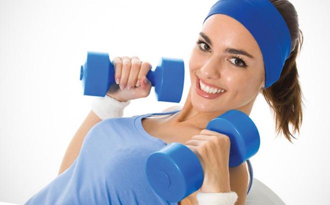 Упражнения для роста грудных мышц для девушек